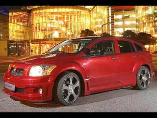 Dodge Caliber Tuning