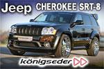Jeep Grand Cherokee SRT-8 Breitbau Tuning!