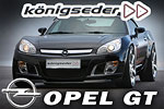 Königseder Opel GT´aime Tuning – the never-ending fun!