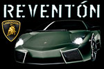 Lamborghini Reventon – the angry jetfighter!