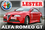 Something for Italian taste – Alfa Romeo GT in embrace of Lester company