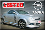 Opel/Vauxhall Tigra Twin Top Tuning