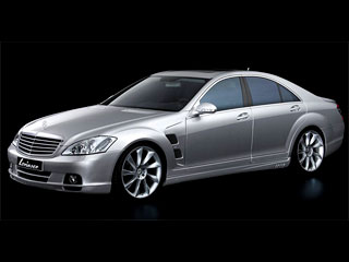 Mercedes cars tuned by Lorinser | car tuning magazine Tuningmag.net