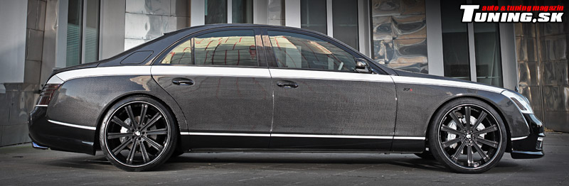 Maybach 57S KnightLuxury