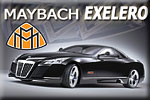 The extraordinary Maybach Exelero!