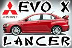 Mitsubishi Lancer EVO X – upgrade of the predator?