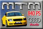 Audi TT Bimoto by MTM!