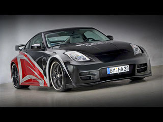 Nissan 350Z Mac Audio