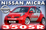 Little devil Nissan Micra 350SR!!