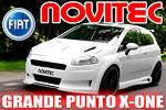 Fiat Grande Punto Novitec X-One Tuning