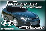 Hyundai Coupe / Hyundai Tiburon Tuning