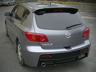 Pakfeifer Mazda 3