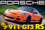 Porsche 911 GT3 RS - new RS version