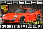 Porsche 997 GTR 650 Uwe Gemballa Tuning