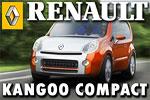 Renault Kangoo Compact Concept.