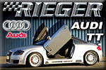 Audi TT R-Frame Tuning by Rieger