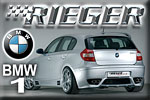 BMW 1 tuned by Rieger Tuning