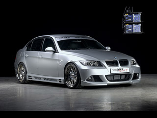 BMW 3 E90 Rieger Tuning
