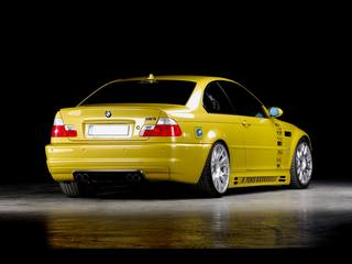 BMW M3 E46 Tuning