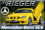 Rieger Mercedes-Benz SLK – something under the Christmas tree