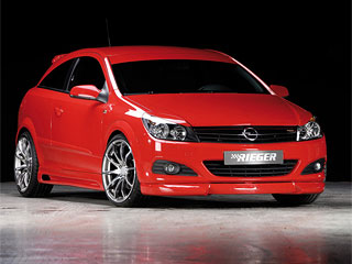 Opel Astra GTC Rieger Tuning