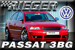Volkswagen Passat 3BG modified by Rieger Tuning!