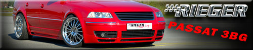 Volkswagen Passat 3BG modified by Rieger Tuning!