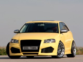 Seidl Audi A3 Tuning