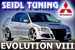 Seidl Tuning Mitsubishi Evolution VIII