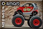 Smart ForFun2 á-la Monster Truck !
