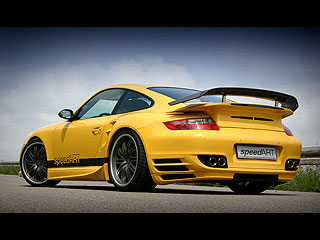 SpeedART Porsche 997 Turbo