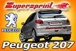 Peugeot 207 Supersprint – tony tot's maximalization
