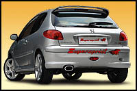 Supersprint Peugeot 207