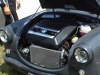 Trabant Optik P50