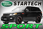 Complete tuning packet for Range Rover Sport from Startech