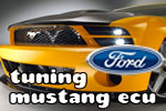 Tuning the Ford Mustang ECU
