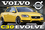 Volvo C30 tuned by American Evolve!!!