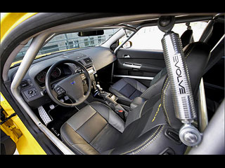 Volvo C30 Evolve Tuning Interior