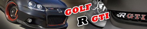 Volkswagen Golf R GTI � tuning for the year 2007 !?