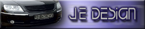 VW Phaeton tuning by JE Design!