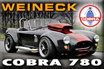 Weineck Cobra 780 cui Limited Edition – a modern devil in classic body!