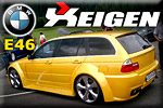 BMW E46 Touring tuning by XEIGEN TUNING