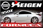 Nissan 350Z body-kit Formula from the Swiss company Xeigen